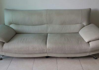 Muebles antes y después